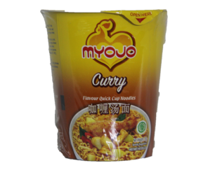 MYOJO Quick Cup-Curry 73g 1Cup / 24Cup-Carton 杯面 (咖喱)