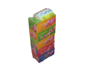Facial Tissue Paper (Box) 5 Boxes - 200sx2ply 纸巾(盒)
