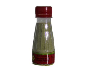 White Pepper Powder 35g / 80g (ROOSTER&TORCH BRAND) 纯正白胡椒粉(火鸡商标)