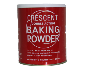 Baking Powder (Crescent) 2.721KG 发粉 (月光) 泡打粉
