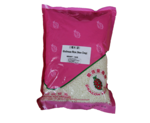 Glutinous Rice (Dragon Fruit Brand) (new) 1KG  糯米 (龍珠果)  (新)
