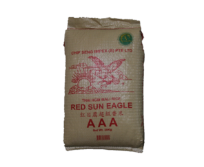 Red Sun Eagle Fragant rice 20kg 红日鹰超级香米