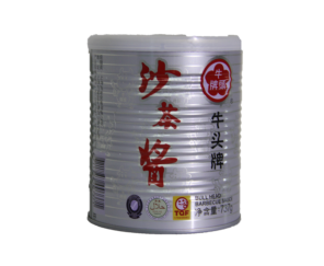 Barbecue Sauce Satay Paste 737ml (Bull Head) 沙茶酱 (牛头牌)