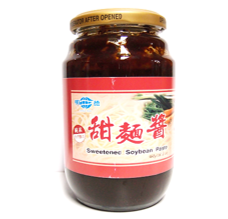 Sweetened Soybean Paste (Ming Te) 460g 甜面酱 (明德)
