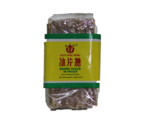 Brown Candy In Pieces(Slabsugar) 1Pc X 400G 冰片糖