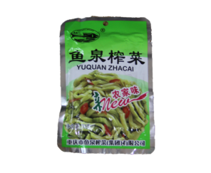 Sze Chuan Vegetable (Yu Quan) 70g 四川菜(鱼 泉)