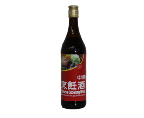 Chinese Cooking Wine (Pagoda) 640ML (1.5% salt, 16% Alcohol) 中国烹饪酒(塔牌)