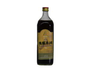Black Glutinous Rice Wine 750ml (ALC 12%) 黑糯米酒 (四方瓶)