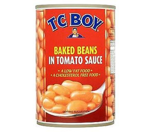 Baked Bean (TC BOY) 425g 茄汁豆