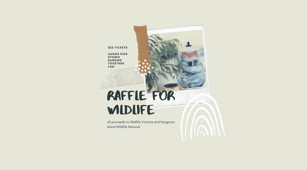 Raffle for our WILDLIFE!