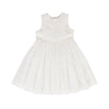 Pietta Dress White Broidere