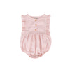 August Playsuit Primrose Pink Cotton/linen