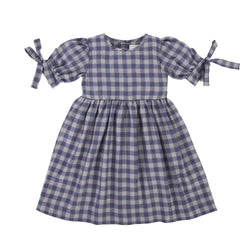 Billie Dress Flannel Check