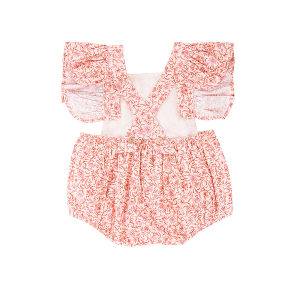 Catherine Playsuit Boho Floral