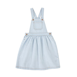 Holly Pinafore Denim
