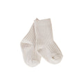 Polly Ankle Socks Taupe