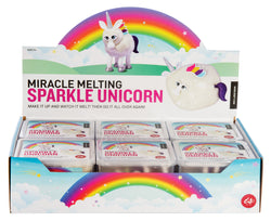 Miracle Melting Sparkle Unicorn
