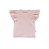 Belle Tee Dusty Pink