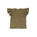 Belle Tee Khaki - Essential collection