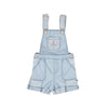 Feather overalls Denim