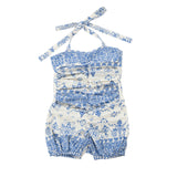 Isla Bodysuit in Hippy Blue