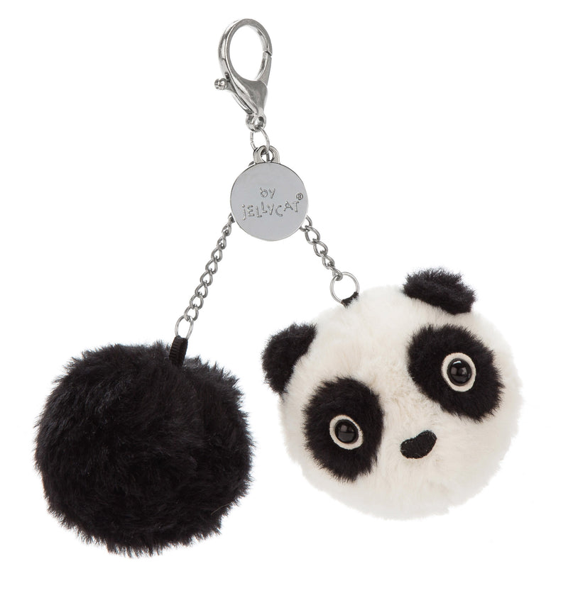 Jellycat Kutie Pops Panda Bag Charms