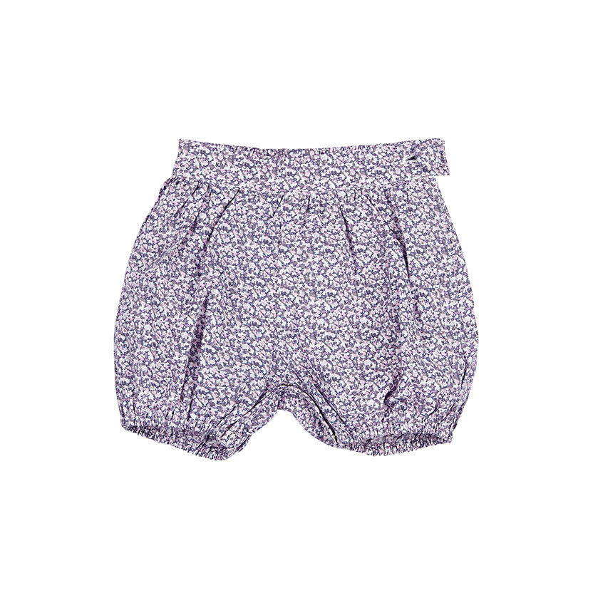 AMELIE SHORTS IN DITZY LILAC