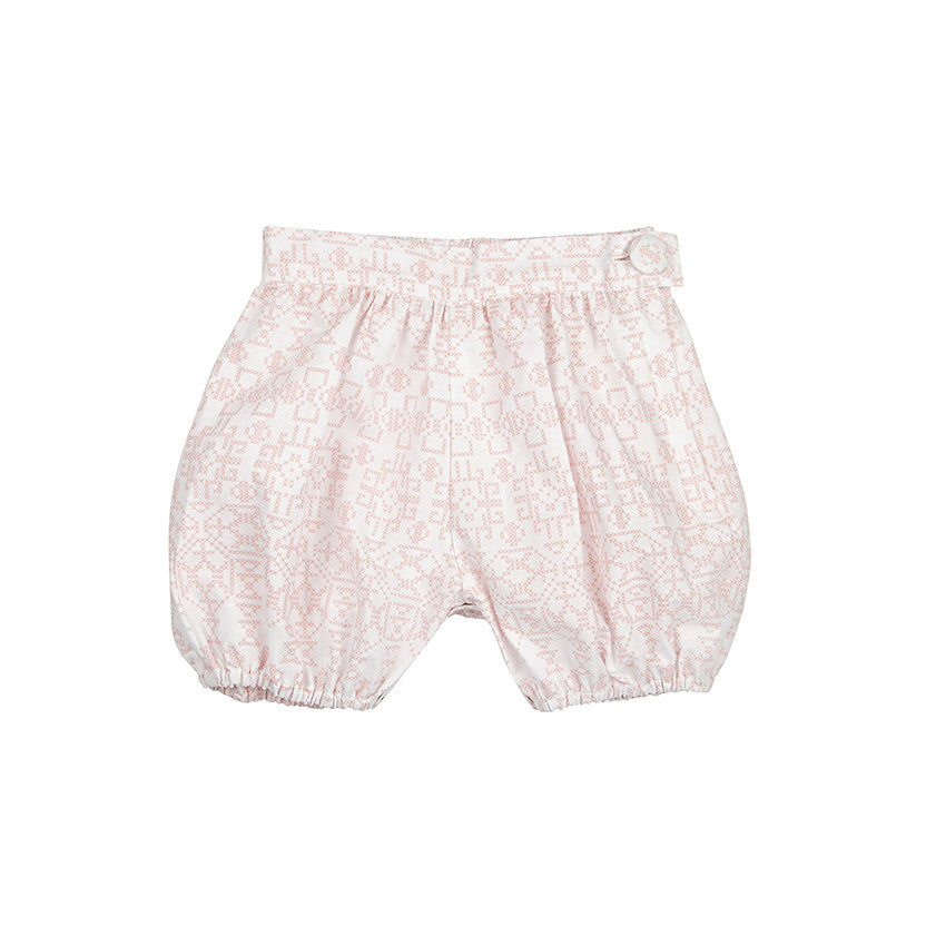 AMELIE SHORTS IN HIPPY PINK