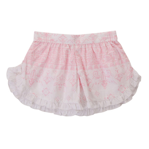APRIL SHORTS IN HIPPY PINK