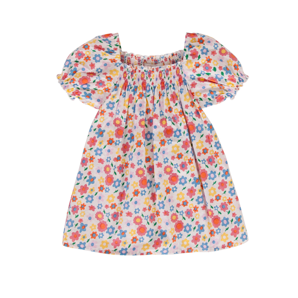Jack dress in Pop Floral
