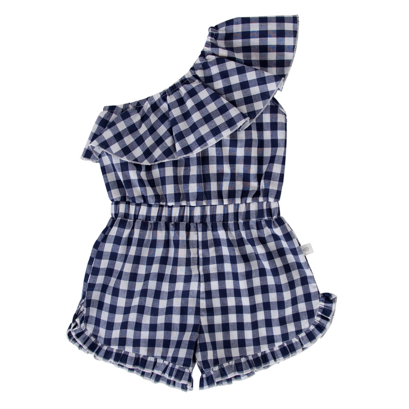 Lucie Jumpsuit In Gingham