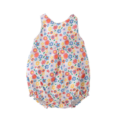 Poppie dress in Pop Floral