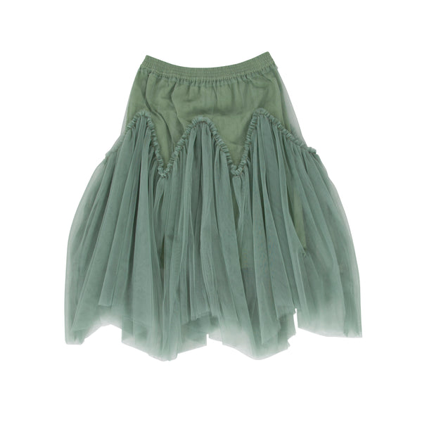 Harper Skirt Green