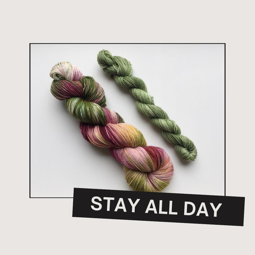 Stay All Day Sock Set Single