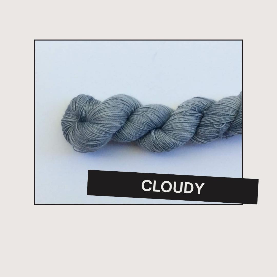 New!! Cloudy