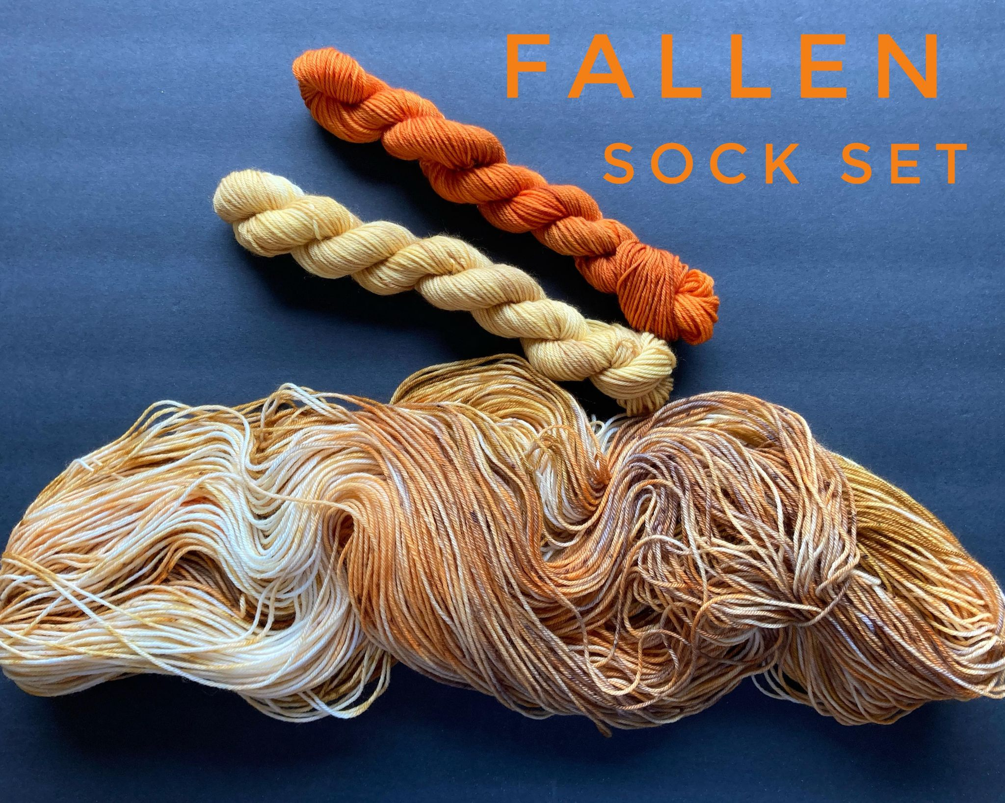 Fallen Sock Set Double