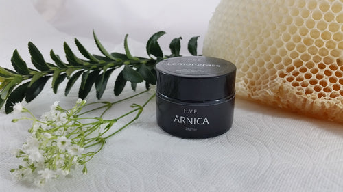Arnica Salve, 100% Natural, Handmade with Beeswax, helpful for bruises