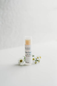 Lip Balm, 100% Natural, Handmade with Raw Honey, Beeswax, Very Moisturizing - Hidden Vale Farm