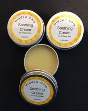 Load image into Gallery viewer, Soothing Cream, 100% Natural, Handmade, For Irritated Skin