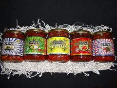 5 Pack - *Best Seller* Salsa Holiday Gift Pack