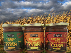 Children of the 'Black Bean & Corn' Salsa - 3 Pack!