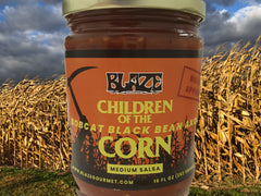 Children of the Bobcat Black Bean & Corn Salsa
