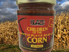 Children of the Chipotle Black Bean & Corn Salsa