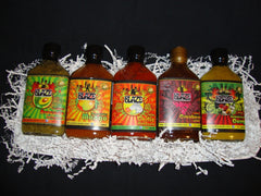 5 Pack - Holiday Hot Sauce Gift Pack (1)