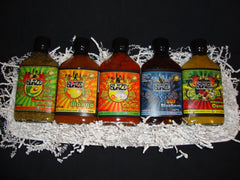 5 Pack - Holiday Hot Sauce Gift Pack (2)