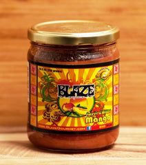 BACK IN STOCK! - Blaze Gourmet (Fruit) Mild Mango Salsa