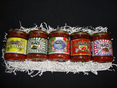 5 Pack - Medium Salsa Holiday Gift Pack (2)
