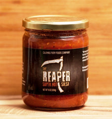 The Reaper Salsa - Carolina Reaper Super Hot!
