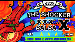 The Shocker, XXX... X Salsa