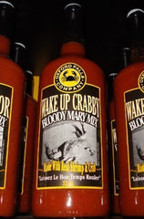 Oxford Falls - Wake Up Crabby, Shrimp & Crab Bloody Mary Mix